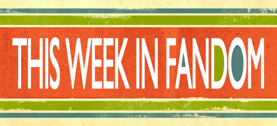 This Week in Fandom banner by Kat St Pete