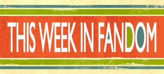This Week in Fandom banner by Kat St Pete