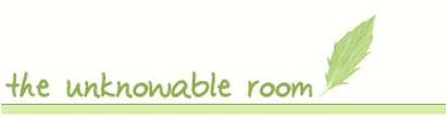 Unknowable Room Header