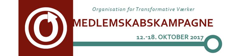 Organisation for Transformative Værker Medlemskabskampagne, 12.-18. oktober 2017
