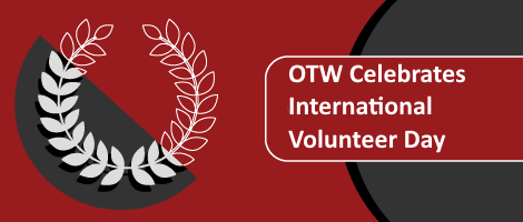 OTW Celebrates International Volunteer Day