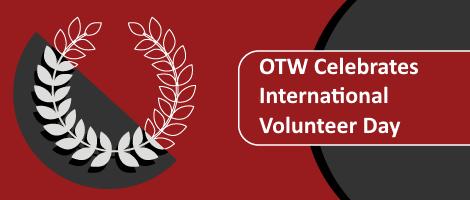 OTW Celebrates International Volunteer Day
