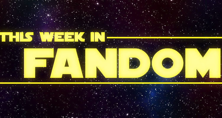 This Week in Fandom banner by Deven Wilson