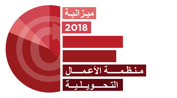 منظمة الأعمال التحويلية: ميزانية العام 2018