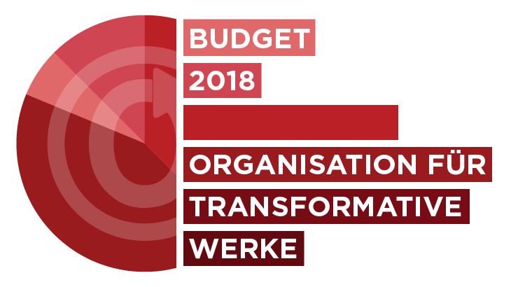 Organisation für Transformative Werke: Budget 2018