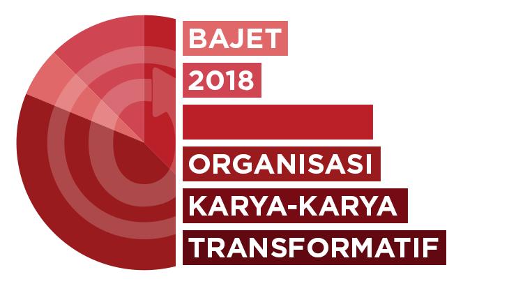 Organisasi Karya-Karya Transformatif: Bajet 2018