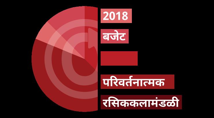 परिवर्तनात्मक रसिककलामंडळी: 2018 बजेट