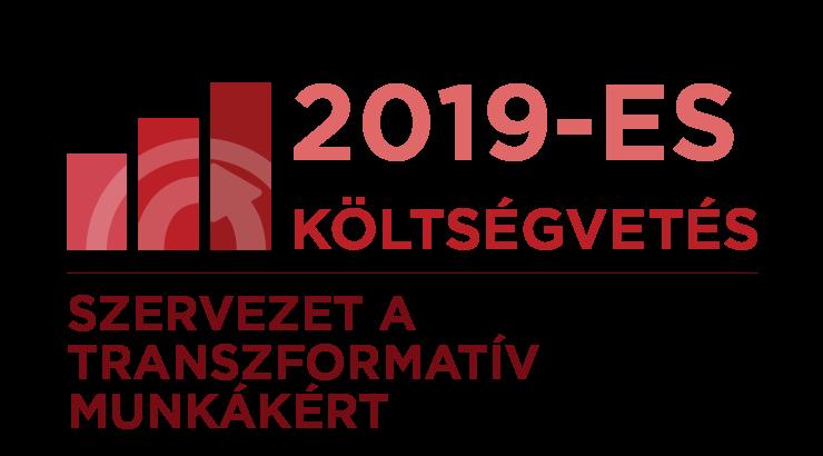 Szervezet a Transzfrmatív Munkákért: 2019-es költségvetés
