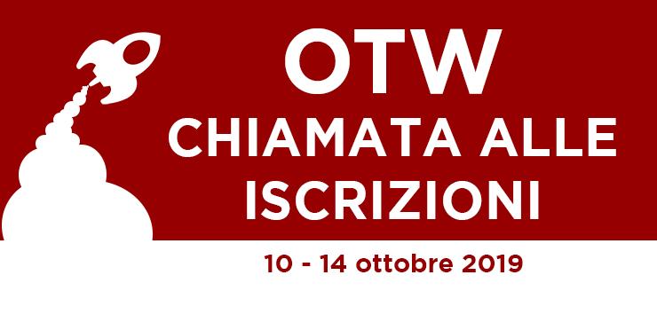 Chiamata alle Iscrizioni di Organizzazione per i Lavori Trasformativi, 10-14 ottobre 2019