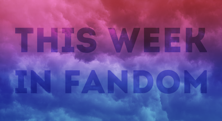 Banner: This Week in Fandom