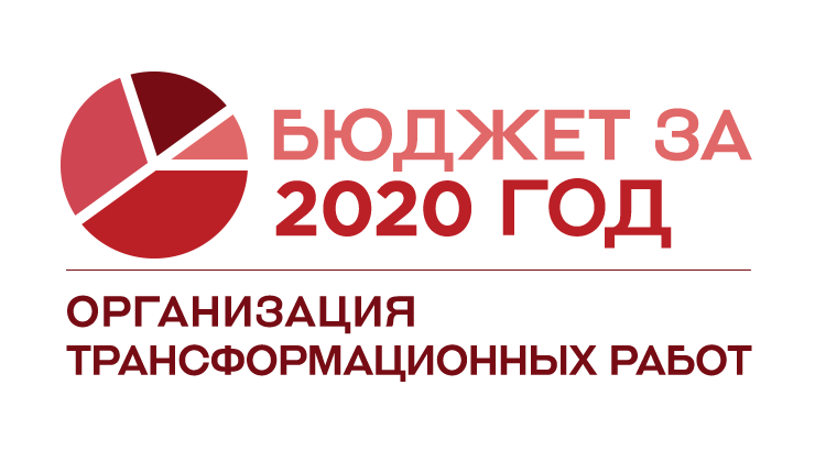 Организация трансформационных работ: бюджет на 2020 год