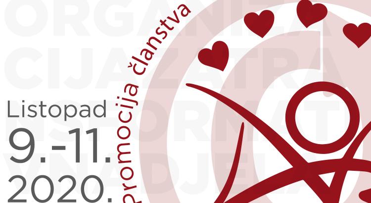 Članstvene donacije Organizacije za transformativna djela, 9. - 11. Listopada, 2020.