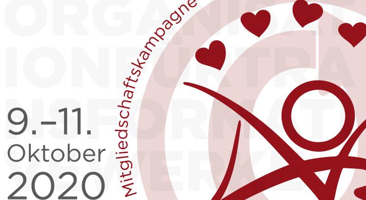 Organisation für Transformative Werke) Mitgliedschaftskampagne, 9.-11. Oktober 2020