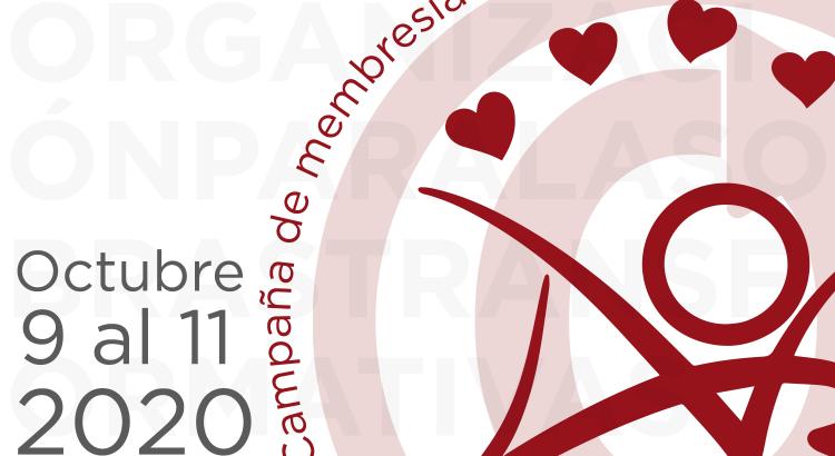 Organización para las Obras Transformativas, Campaña de Membresía, 9–11 de octubre de 2020