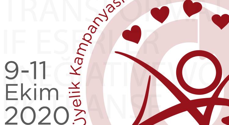OTW (Transformatif Eserler Derneği) Üyelik Kampanyası, 9-11 Ekim, 2020
