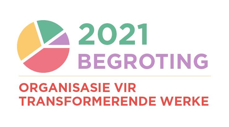 Organisasie vir Transformerende Werke: 2021 Begrotingsbywerking