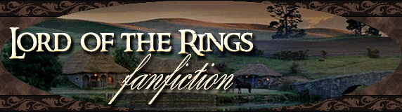 Lord of the Rings Fanfiction archive banner