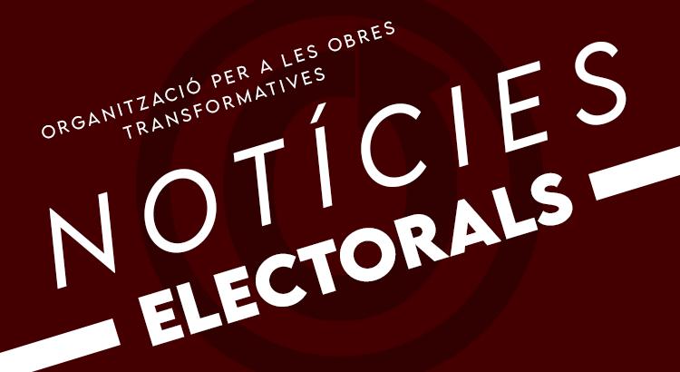 Notícies sobre les eleccions de l'OTW