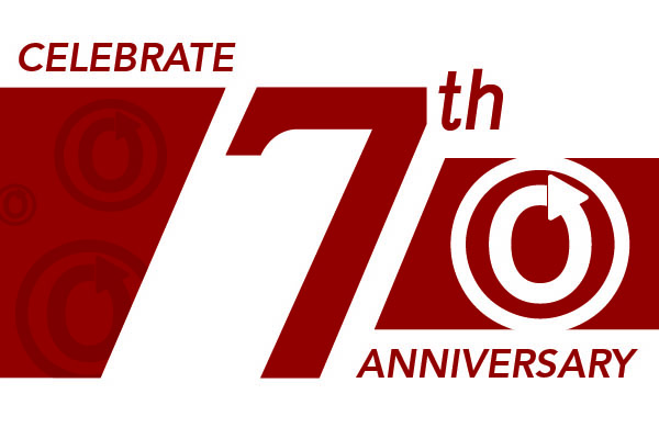 graphic by Rachel G announcing our 7th anniversary