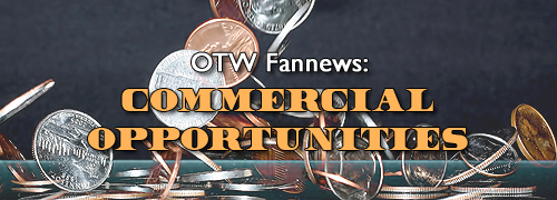 fannews banner showing pennies and dimes on a black background, commercial opportunities written overtop