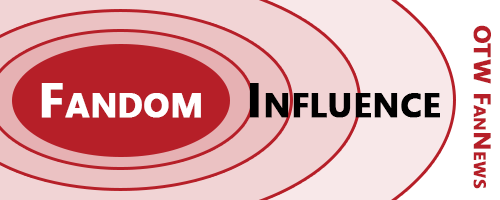 Banner by SoyAlex of concentric circles with 'Fandom Influence' emerging from the center
