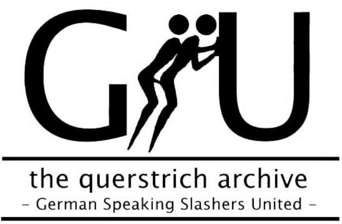 GSSU logo of the letters on a white background with the two S letters as bent male figures