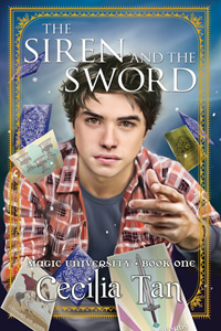 Siren and the Sword Book Cover